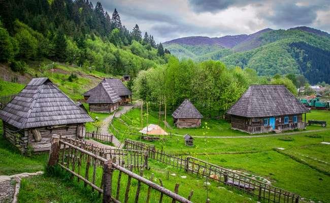 Село десяти музеїв Колочава