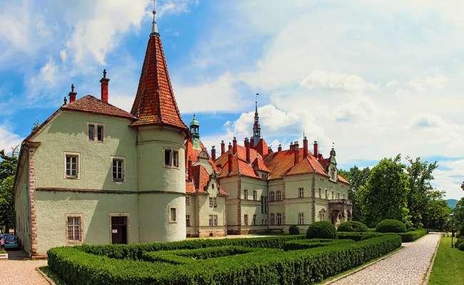 Мисливський замок графа Шенборна