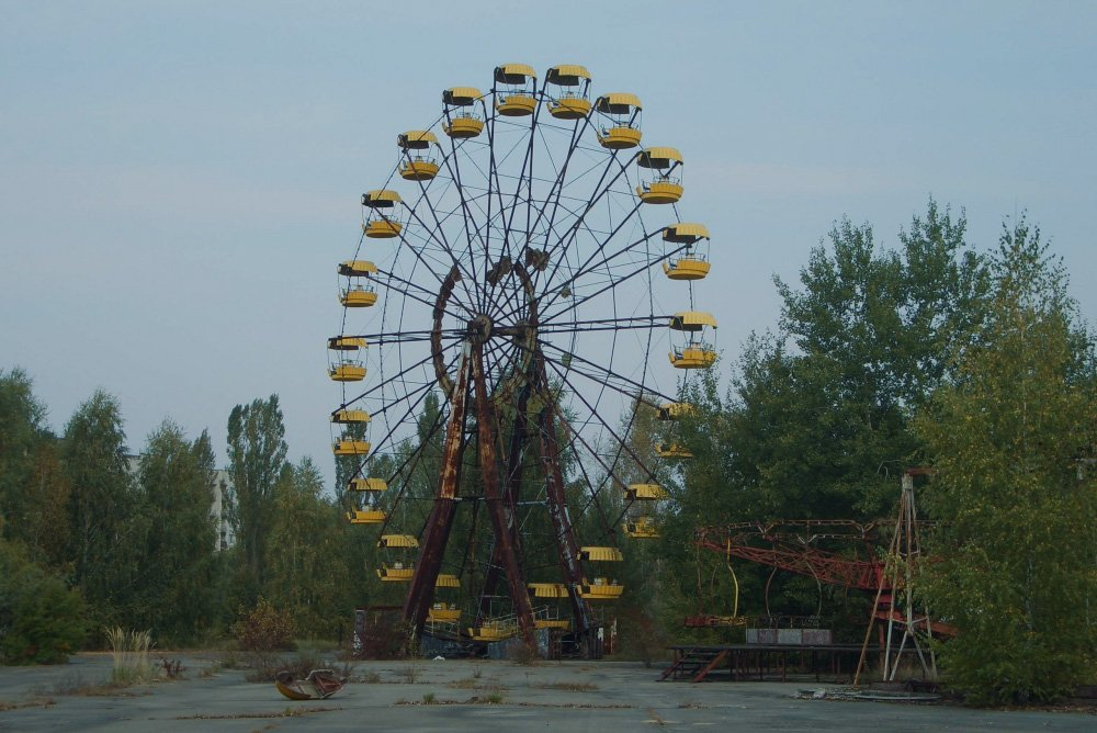 12 interesting facts about Chernobyl