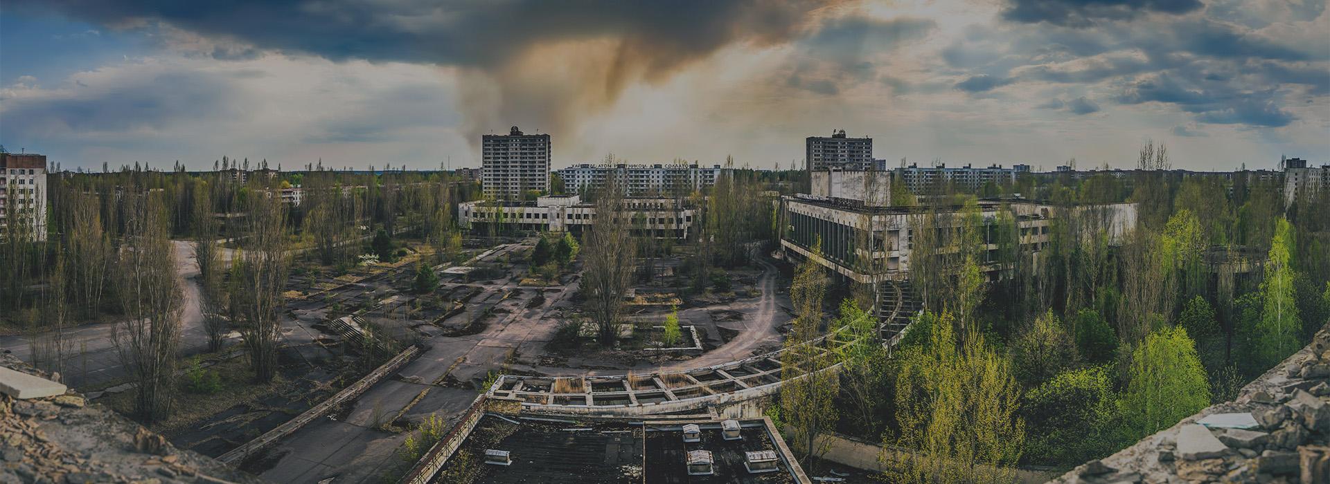 Як потрапити до Чорнобиля і Прип'яті?