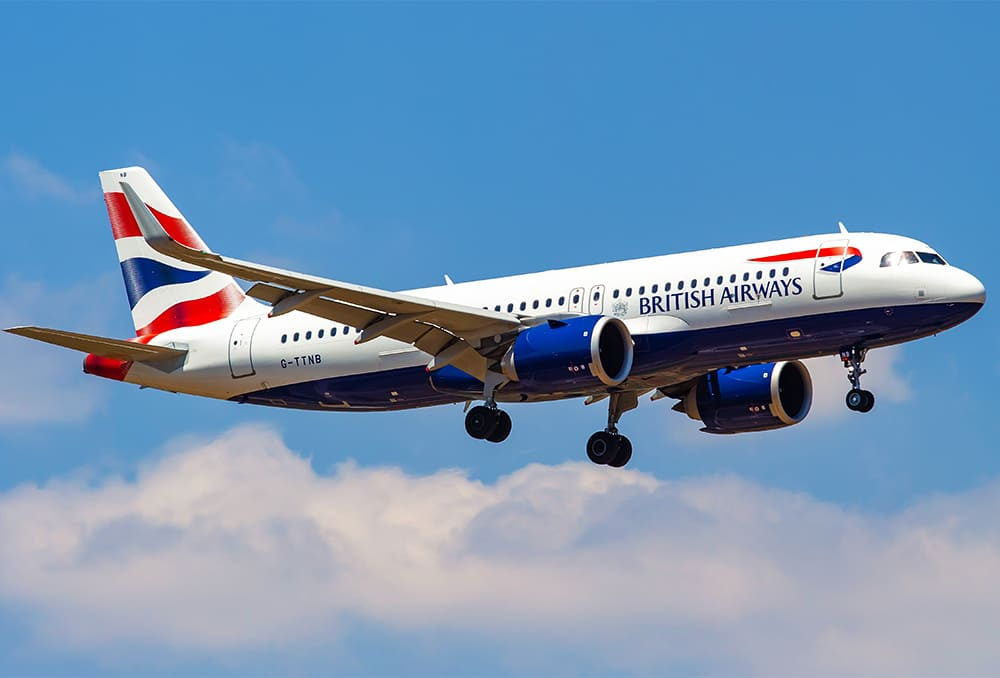 Авіакомпанія British Airways