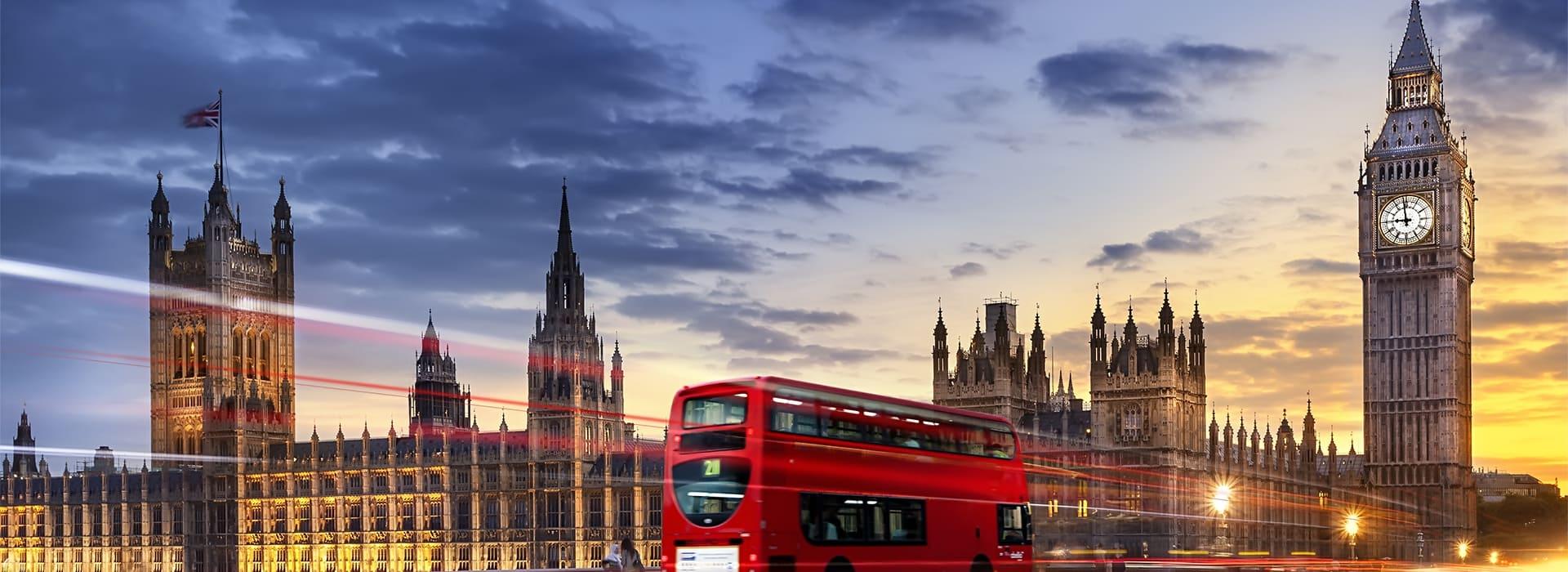Дешевые авиабилеты в Лондон из Киева и Украины | КИЙ АВИА