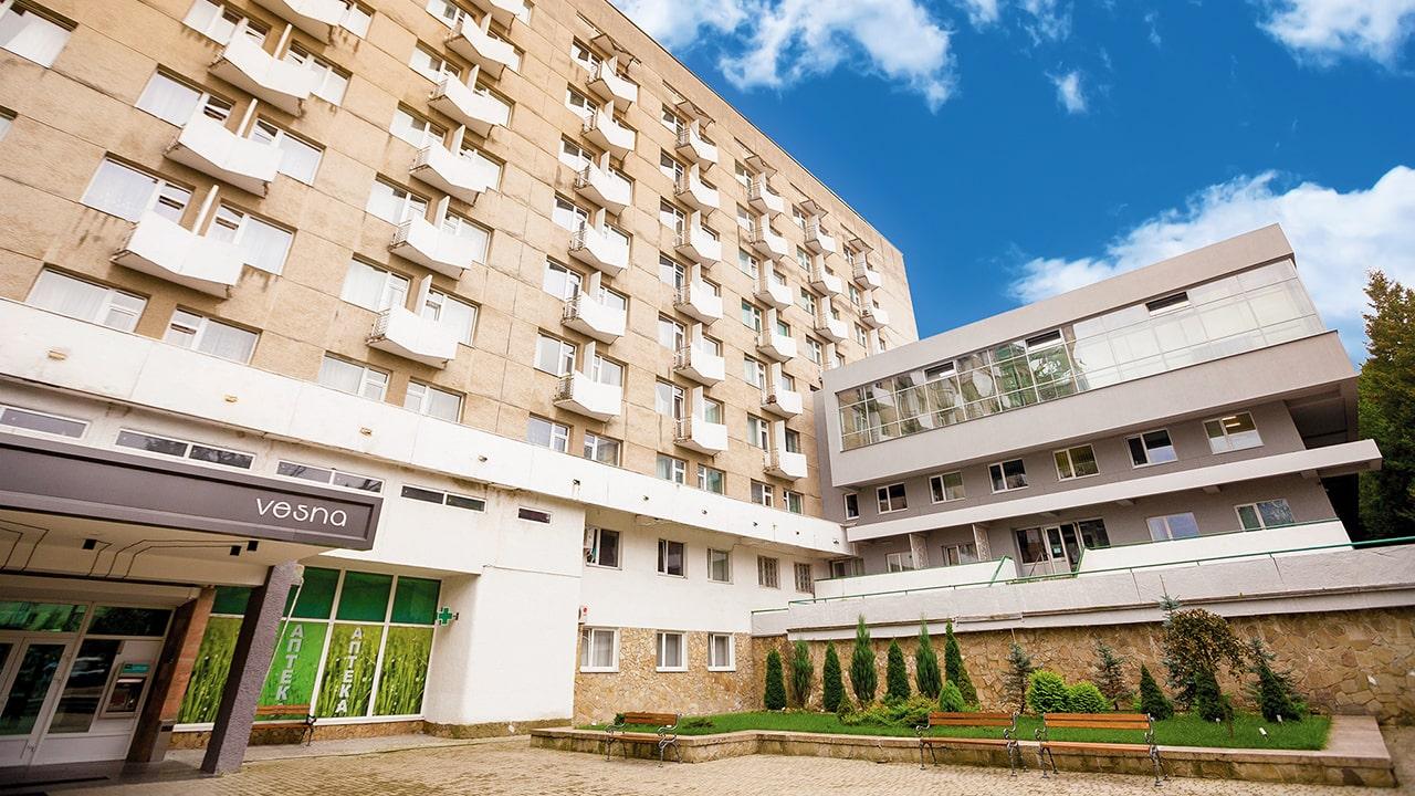 Отель «Vesna»