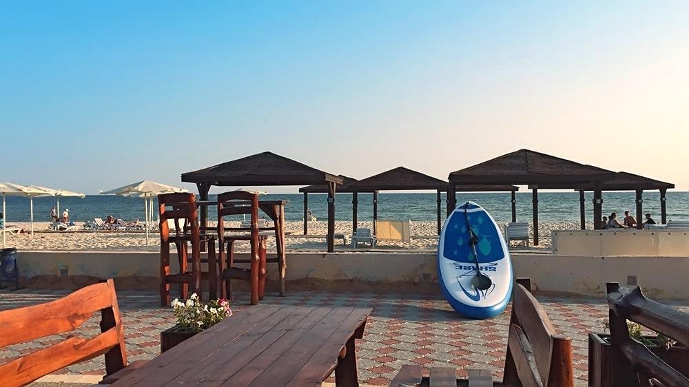 Готель «Oasis Beach Club»