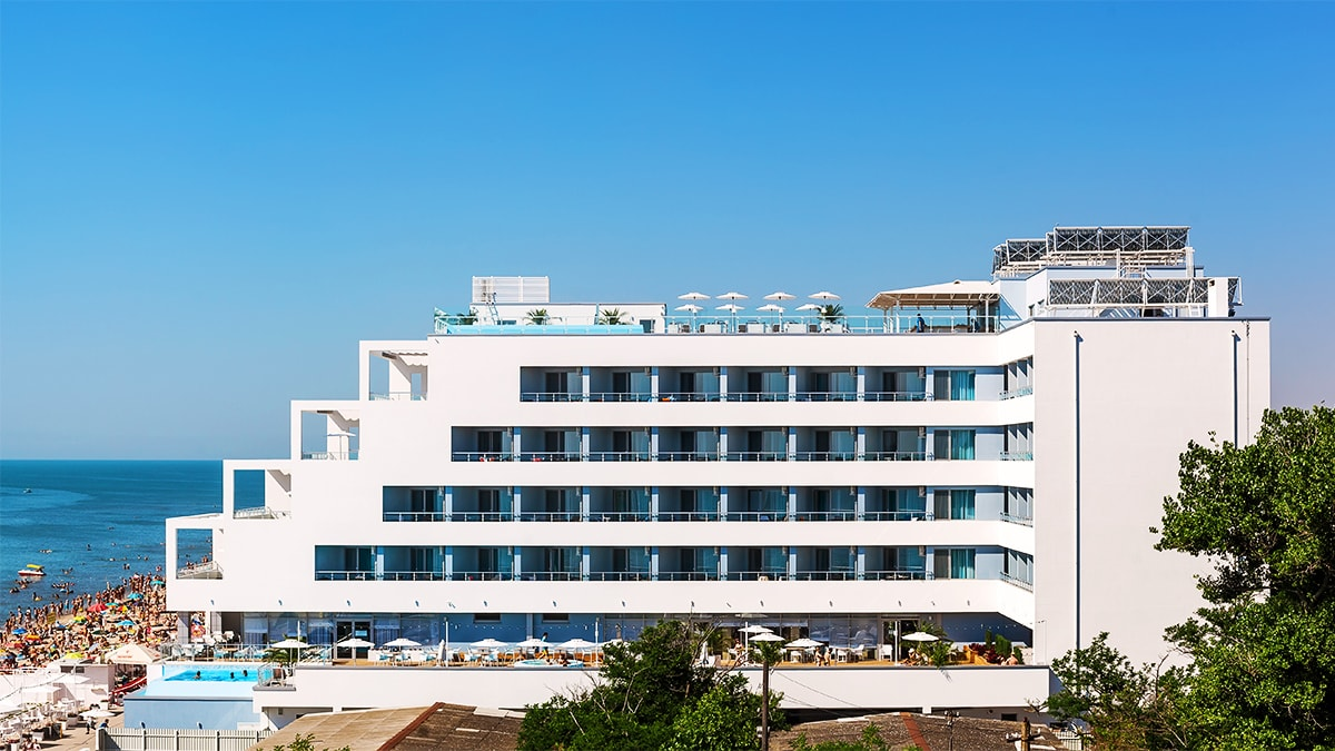 Готель «Monkastro Hotel»