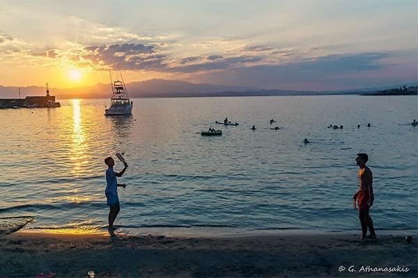 Отдых на море в Коблево